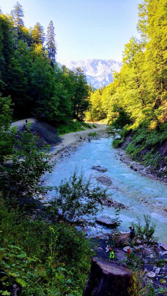 The Partnach River