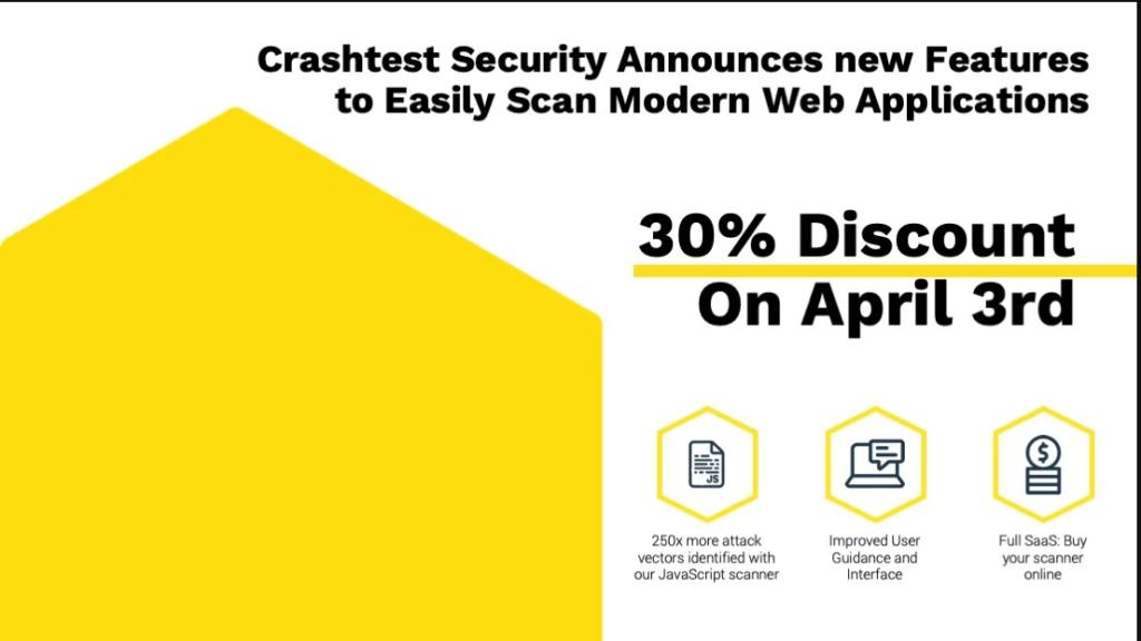 Crashtest Security Discount