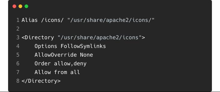 Apache 2.2 prevent webserver leakage